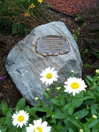 Small Dedication Rock